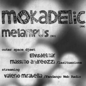 Torna il post-rock dei MOKADELIC sul palco di Roma