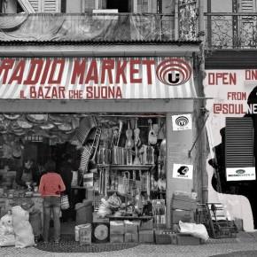 RADIO MARKET: il primo bazar che suona!