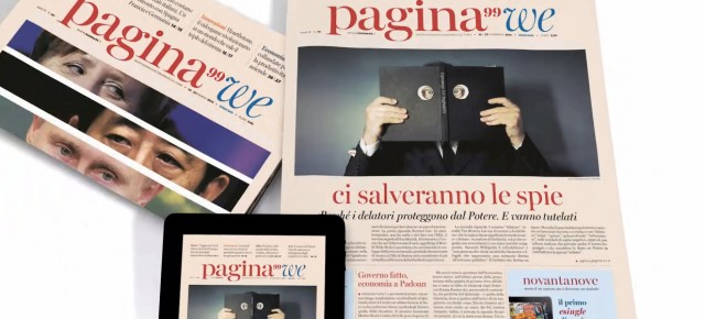 pagine99we, il quotidiano del weekend