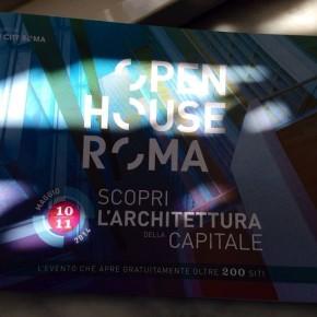 lasituazione incontra OPEN HOUSE ROMA